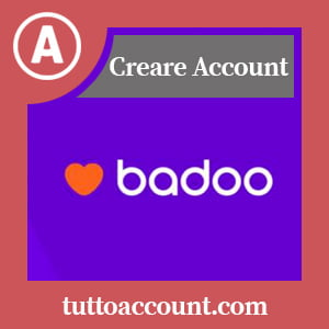 Creare account badoo