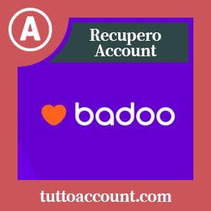 Recupero account badoo