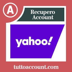 Recupero account yahoo