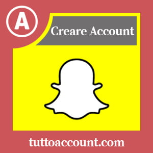 Come Creare un Account o Registrarsi su Snapchat