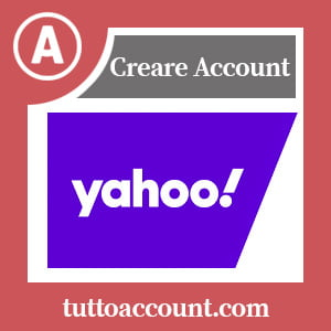 Creare account Yahoo