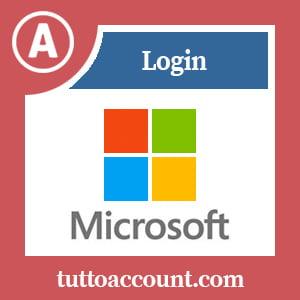 Login Microsoft