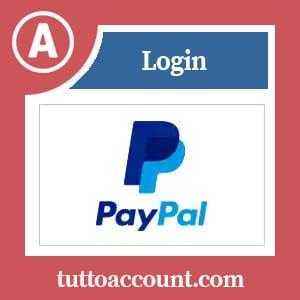 Login Paypal